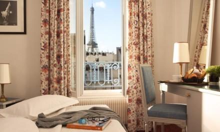 Hôtel  Les  Jardins  d´Eiffel