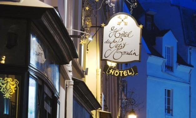 Hôtel  du  Petit  Moulin