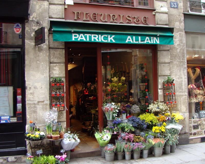 Patrick Allain Fleuriste
