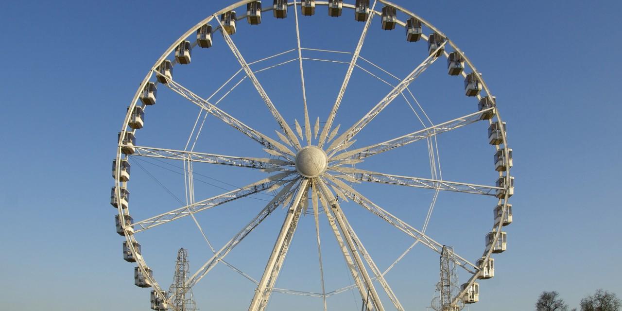 LA  GRANDE   ROUE  (Roda  Gigante)