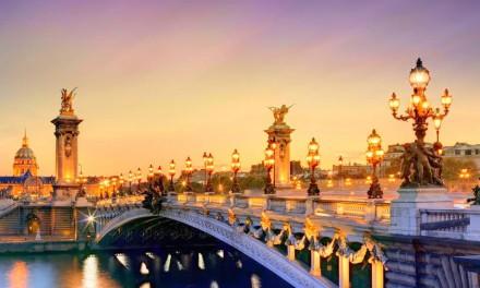 Pontes  de  Paris