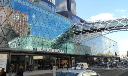 Centre  Beaugrenelle
