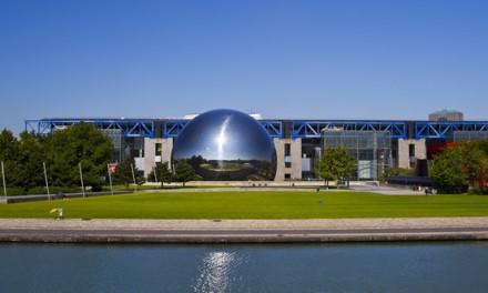 Cité des Sciences et de L´Industrie