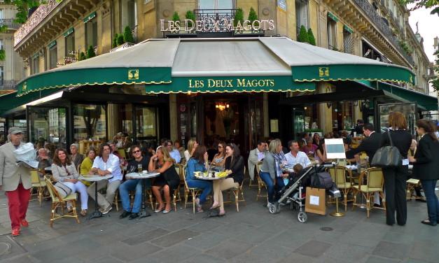 Café Les Deux Magots