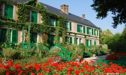 Fondation  Claude  Monet – Jardins de  Giverny