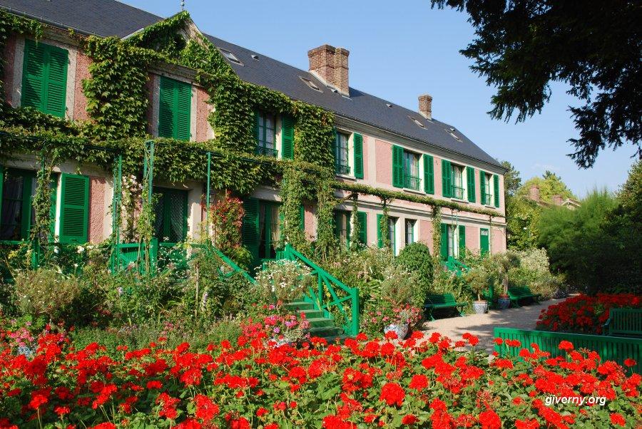 Fondation  Claude  Monet – Jardins de  Giverny