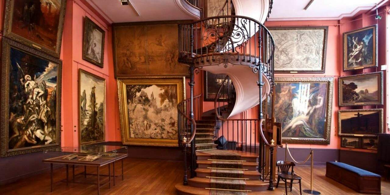 Musée National Gustave- Moreau