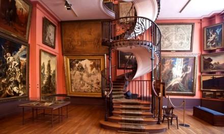 Musée National Gustave- Moreau