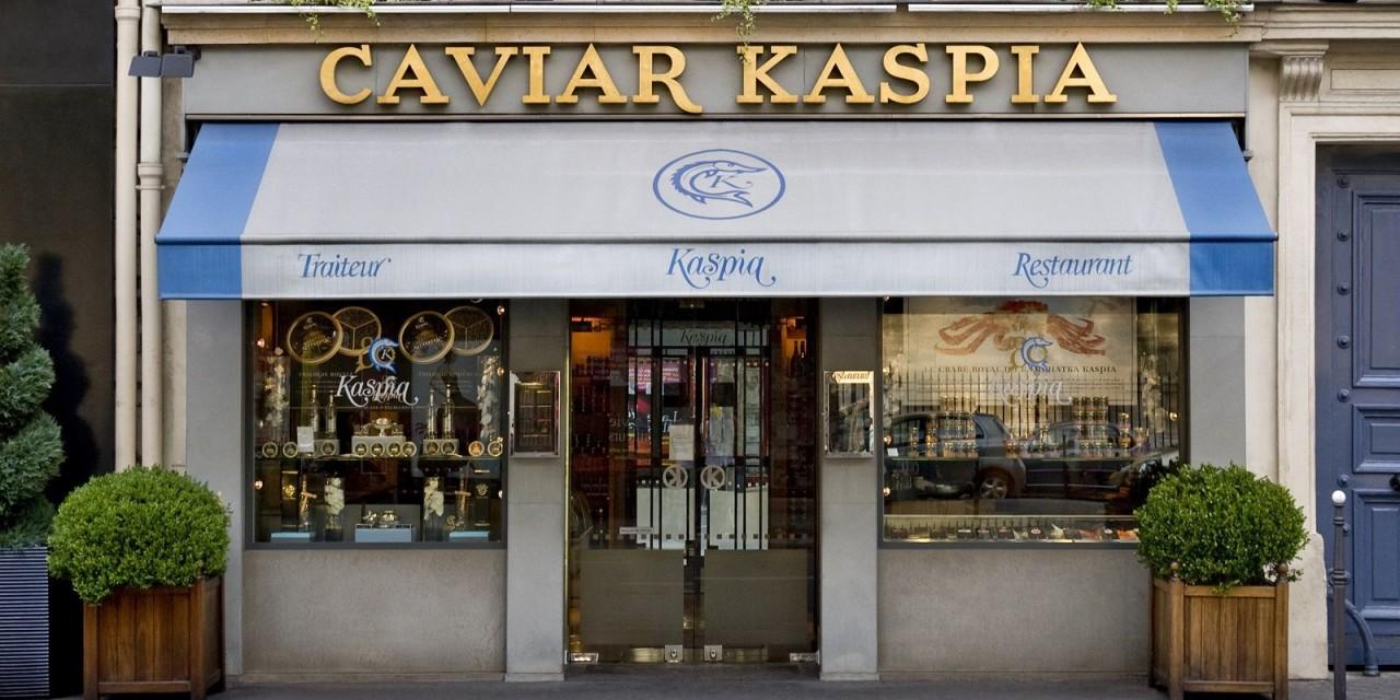Caviar Káspia