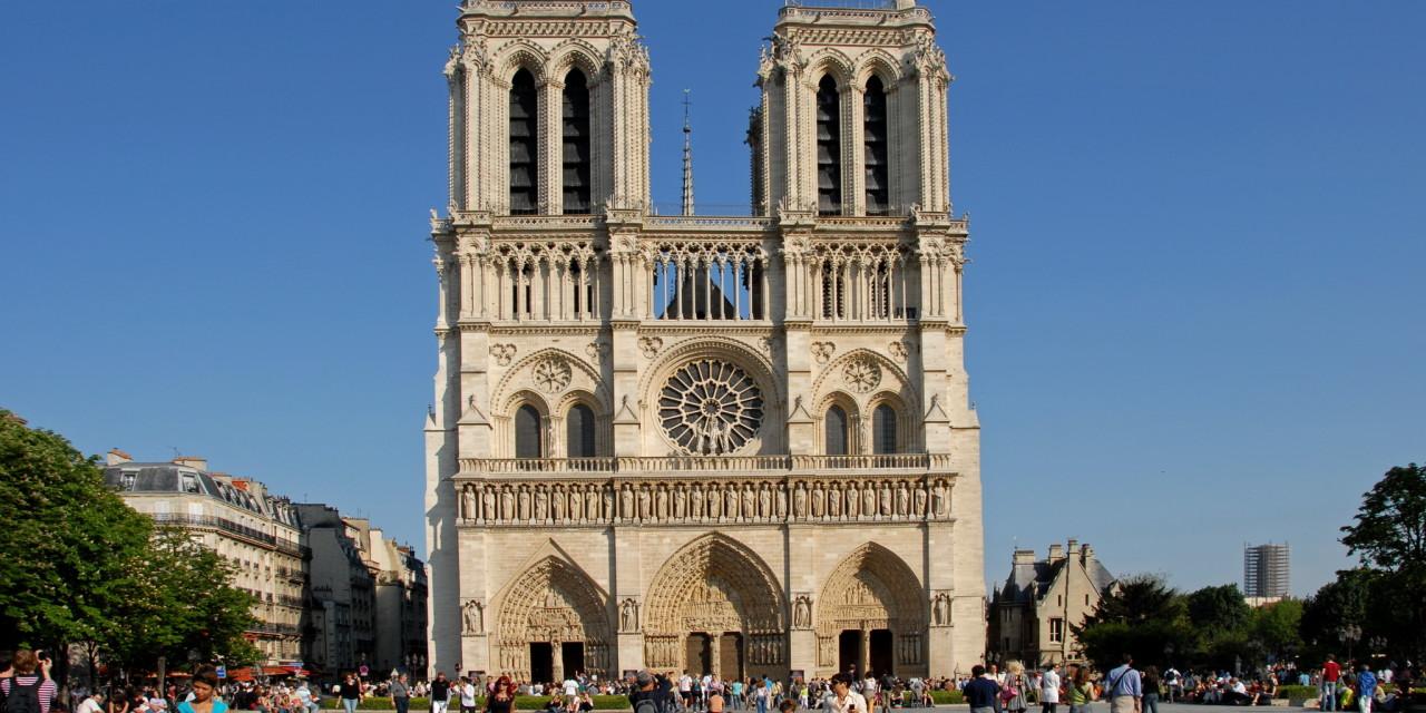 Catedral de Notre- Dame de Paris