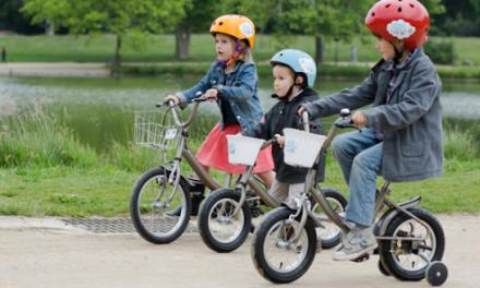 P´TIT VÉLIB – Aluguel de Bicicletas para crianças