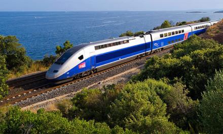 Viajando de Trem