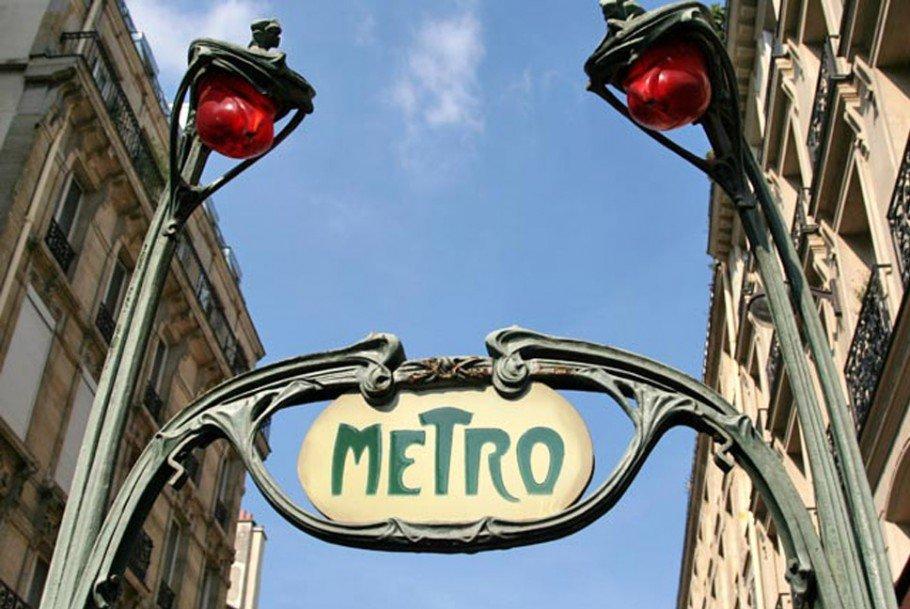 Estações de metrô imperdíveis!