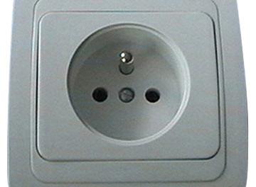 Eletricidade e tomadas na França