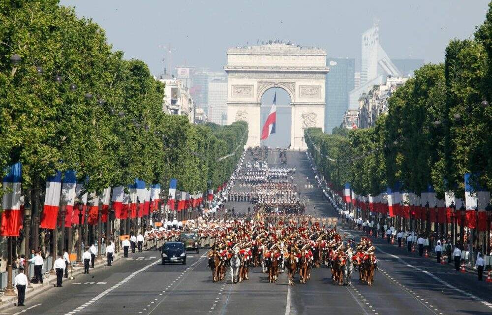 14 Juillet / 14 de Julho/ Dia da Bastilha